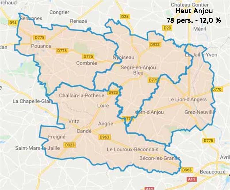 Haut Anjou