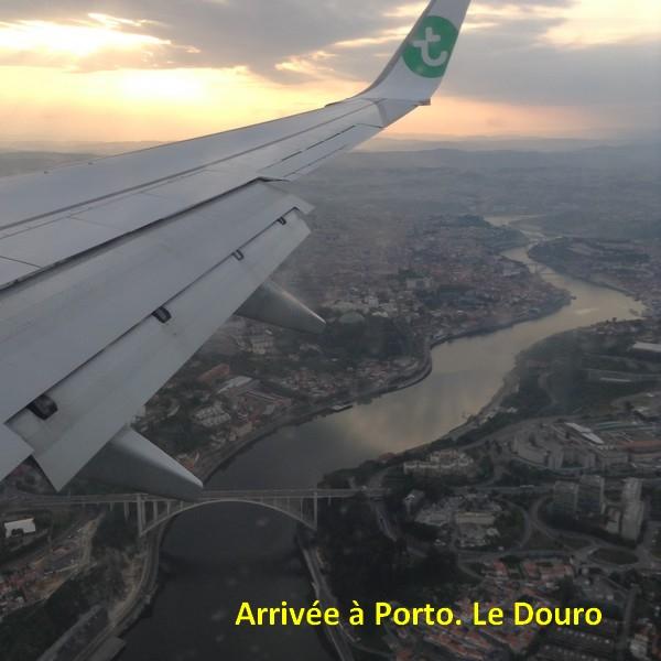 01 Arrivée à Porto. Le Douro