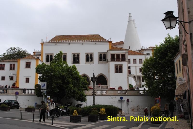120 Sintra. Palais national