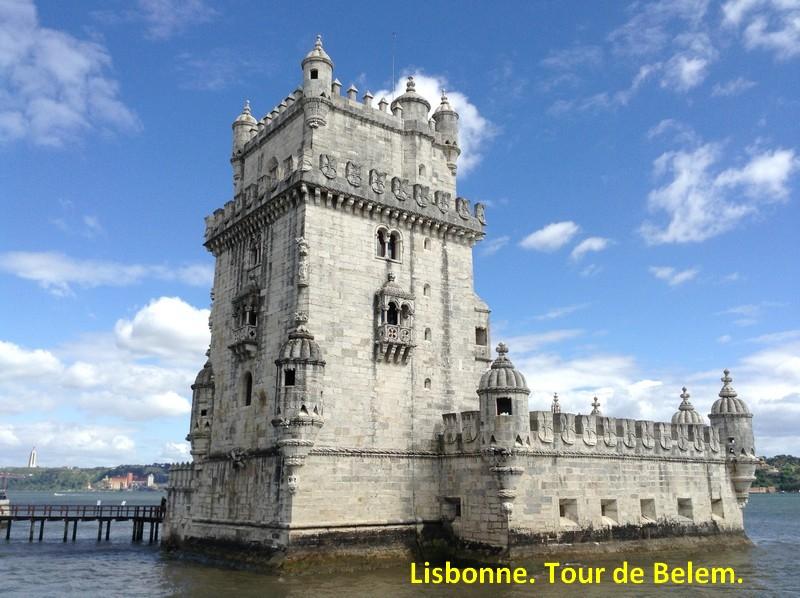 140 Lisbonne Tour de Belem