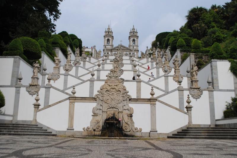 24 Braga Sanctuaire du Bom Jesus de Monte