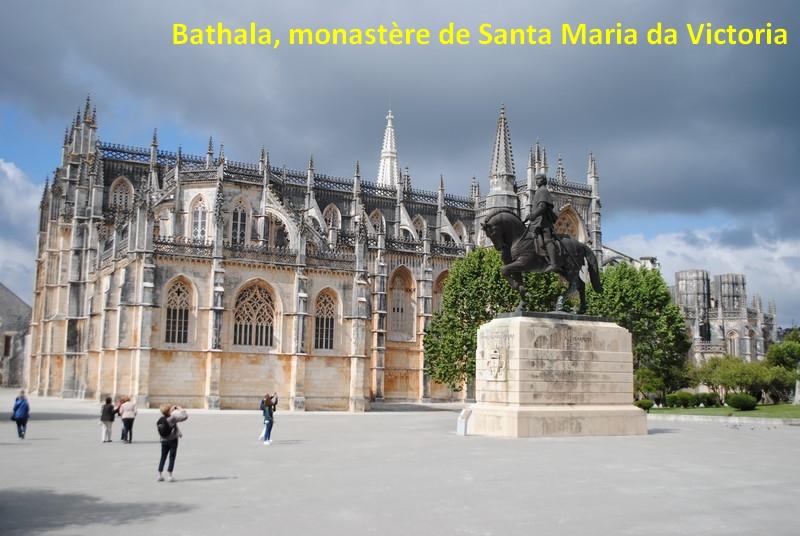 48 Batalha. Monastère de Santa Maria da Victoria
